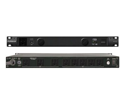 Furman PL-8 C 15 Amp Power Conditioner Rack Mount w/ Surge Protection