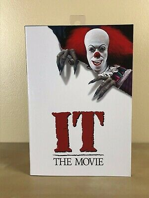 NECA Horror IT 1990 Ultimate Pennywise Action Figure