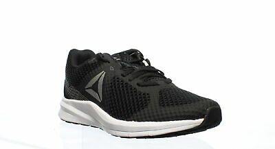 Reebok Womens Endless Road Black Running Shoes Size 7 (C,D,W)
