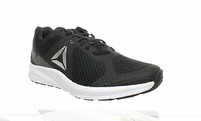Reebok Womens Endless Road Black Running Shoes Size 8.5 (C,D,W)
