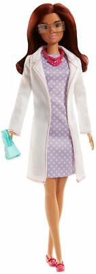 Barbie Careers Doll, Scientist Doll with Accessories