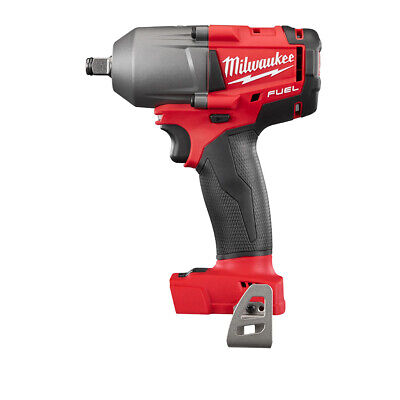 """Milwaukee 2861-20 M18 FUEL Mid-Torque 1/2"""" Friction Ring Impact Wrench Bare Tool"""