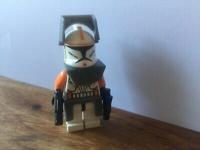Lego Star Wars Figur Clone Commander Cody sw0196  Ink. Blaster