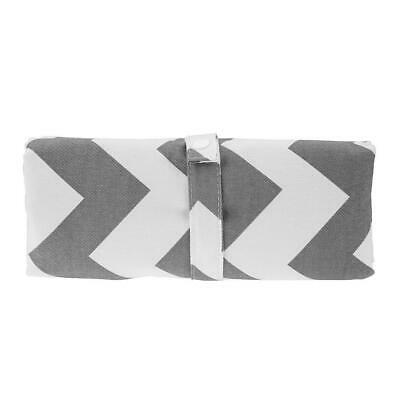 Portable Baby Foldable Waterproof Diaper Nappy Change Mat Travel Pad (Grey) *DC