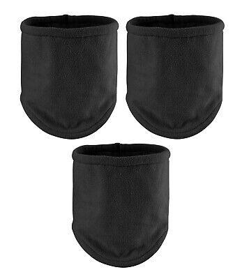 Adjustable Fleece Neckie by Raider - Brand new - 3 PACK