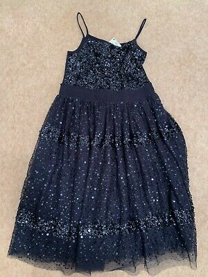 BNWT Girls Next Sequin Party Dress age 12