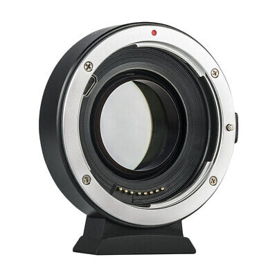 Aperture Control for Canon EOS M Series Camera EF EFS Mount Lens Adapter