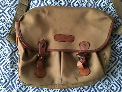 Billingham Hadley Large Camera Bag - used -khaki
