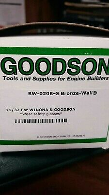Goodson Bronzewall Bushings