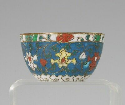 A Chinese Cloisonne Cup Ming 16/17thC