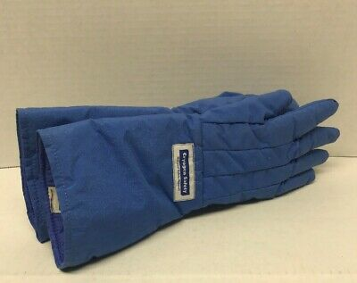 National Safety Apparel Cryogenic  Gloves Size Small Water Resistant