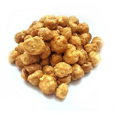 Honey Macadamia Nuts - 1Kg  Aussie Product 12 Month Expiry-Free Post & Guarantee