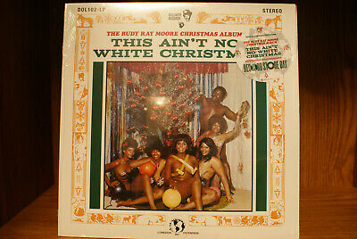 Rudy Ray Moore - This Ain't No White Christmas! limited vinyl lp - RSD 2016