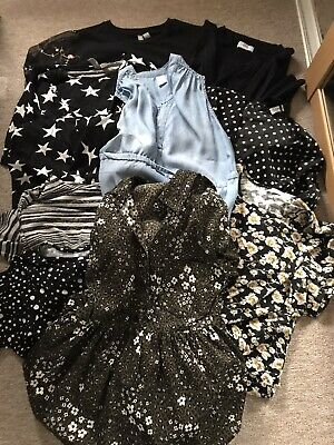 Maternity Dresses/Top Size 6/8/10 New Look, Asos, H&M