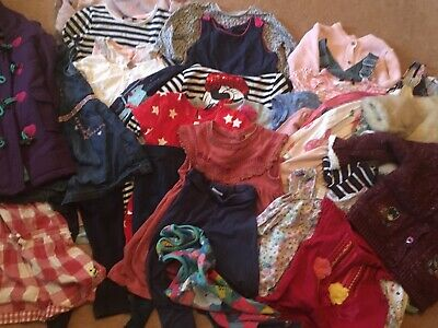 Huge Bundle (50+items) Of Girls Clothing Aged 2-3 Some New And Tags