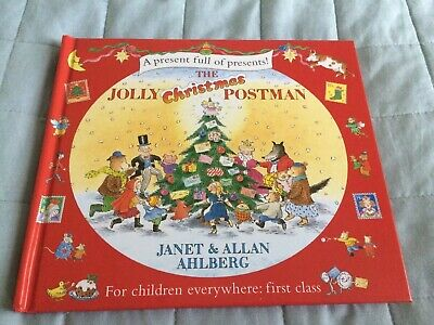 The Jolly Christmas Postman By Janet And Allen Ahlberg