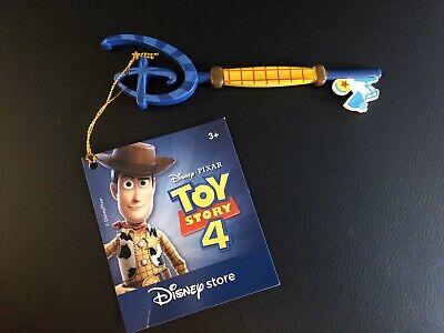 Disney Store Toy Story Key Opening Ceramony Collectable New