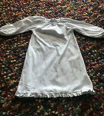Little White Trading Company girl's princess nightdress age 5-6