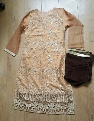 Indian suit without Salwar size S
