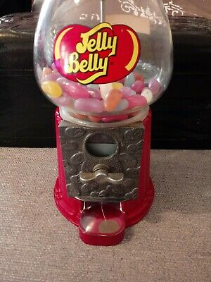 Coin operated sweet machine