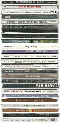 CDs - Your choice - $1.99 each - Lots of titles to choose from