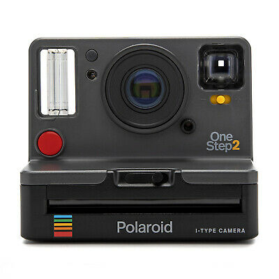 Polaroid OneStep2 i-Type Rechargeable Instant Camera (Graphite Grey)