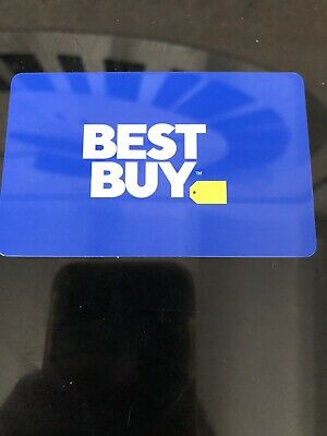 Best Buy $25.00 Gift Card