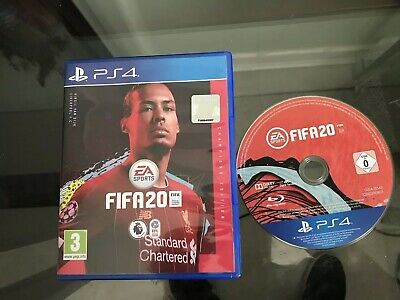 FIFA 20 ps4 PlayStation 4 Game
