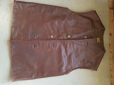 Dispatch Riders Horse Hide Jacket 1950 Ganterie Moderne Marcel Cauvin