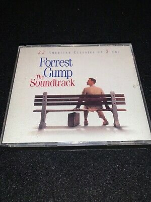 FORREST GUMP • The Soundtrack (2CD)