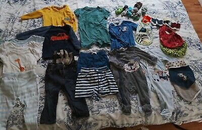 Job Lot Of Baby Clothes 3-6 Months. Boy/Girl/Unisex. H &M, Baby Gap, Miniclub