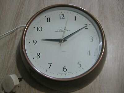 Vintage Smiths Industrial Wall clock