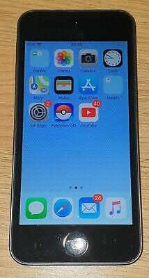 Apple iPod touch 6th Generation Space Grey (16GB) excellent condition
