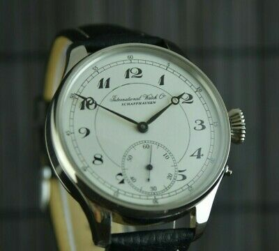 International Watch Co Wristwatch  IWC 541885 Luxury Antique Gift For Men