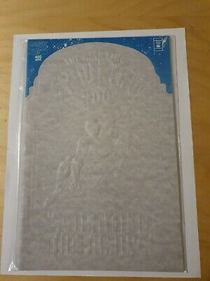 Marvel Comics Amazing Spider-Man #400 Grey Embossed Cover
