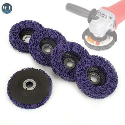 125mm 5 Inch Grinding Disc Wheel for Angle Grinder Abrasive tool Purple Diamond