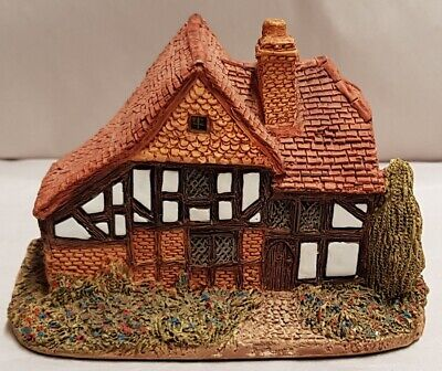 Lilliput Lane Cottage Rare Oak Lodge c1982-87 Made in England