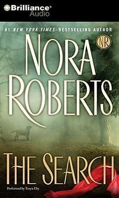 The Search by Nora Roberts (2010, CD, Abridged)