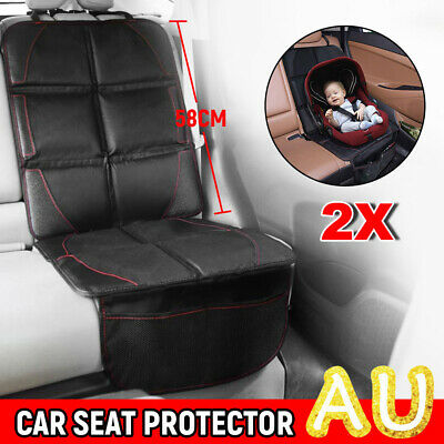 Antislip Waterproof Cushion Baby Dog Car Seat Protector Cover Pad Back Organizer