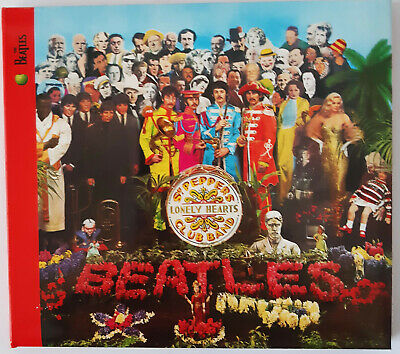 "The Beatles ""Sgt. Pepper's Lonely Hearts Club Band""  2009 CD Remaster"