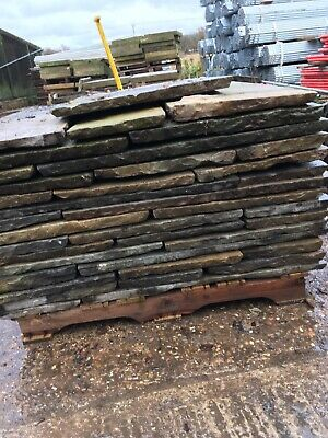 I Have A Large Amount Of Reclaimed Flag Stone