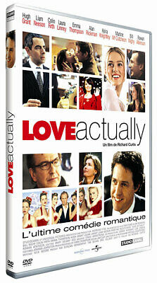 Love Actually DVD (2004) Hugh Grant, Curtis (DIR) FREE NEXT DAY DELIVERY