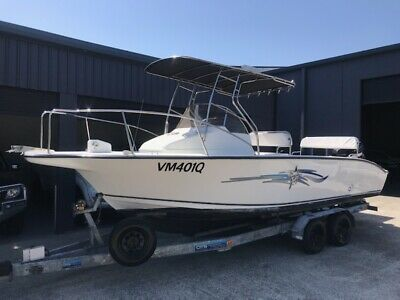 Centre console Fishing boat 24ft 200 mercury Priced to sell