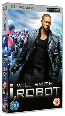 I, Robot (UMD) DVD (2005) Will Smith, Proyas (DIR) cert 12 Fast and FREE P & P