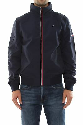 TOMMY JEANS UOMO DM0DM05423 ESSENTIAL CASUAL JKT CAPOSPALLA