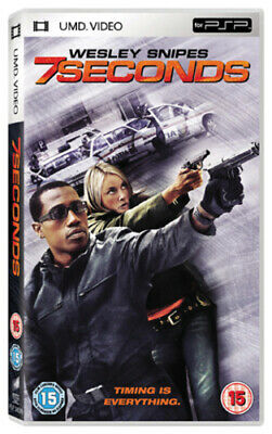7 Seconds DVD (2005) Wesley Snipes, Fellows (DIR) cert 15 FREE Shipping, Save £s