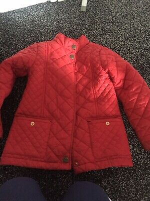 Girls Coat From Next Age 5 6