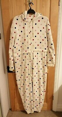 Cameo Womens Fleece 1Onesie All-in-one Size 18-20