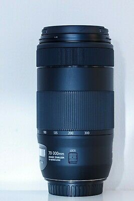 Canon EF 70-300mm f/4-5.6 IS II USM LENS (Latest Model) - Opened, never used