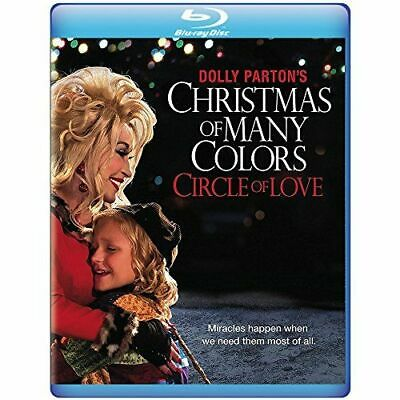 Dolly Parton's Christmas Of Many Colors: Circle Of New Bluray